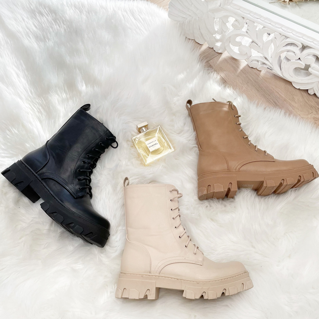 STYLE BY HASSYBA ** BOOTS